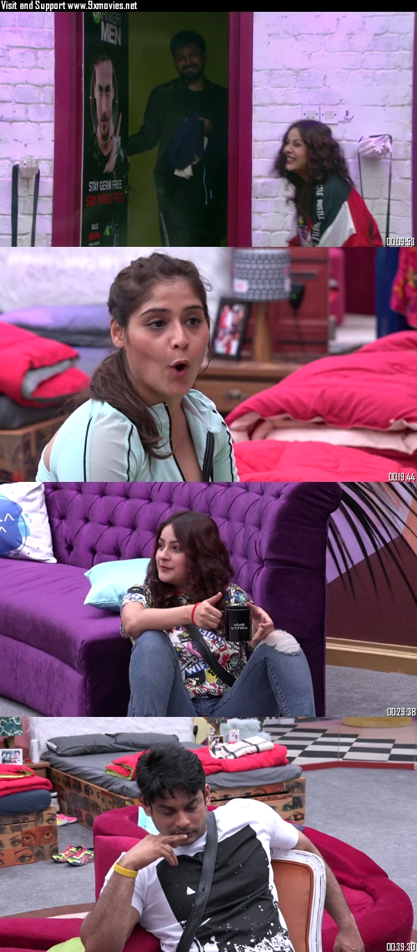 Bigg Boss 04 October 2019 HDTV 720p 480p 400MB