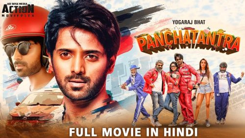 Panchatantra 2019 Hindi Dubbed 720p HDRip 850mb