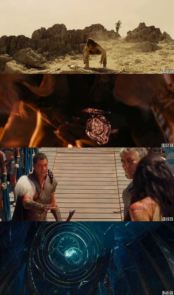 John Carter 2012 BluRay 720p 480p Dual Audio Hindi English Full Movie Download