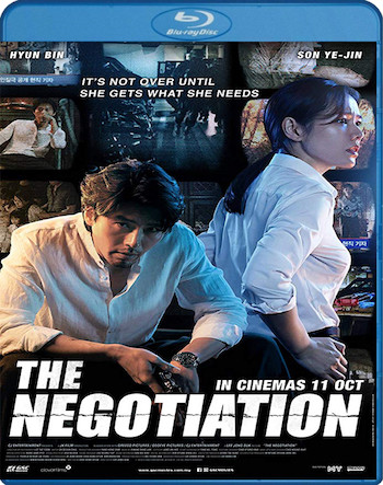 The Negotiation 2018 Dual Audio Hindi Bluray Movie Download