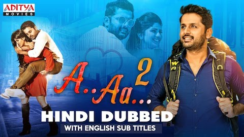 A Aa 2 (2019) Hindi Dubbed 720p HDRip 950MB