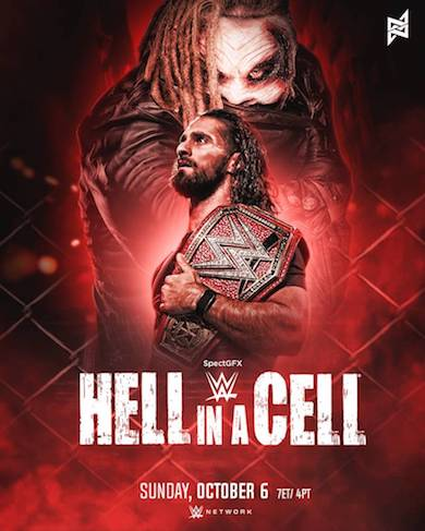 WWE Hell In A Cell 2019 PPV WEBRip 480p 800MB Download
