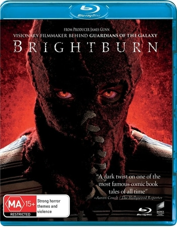 Brightburn 2019 Dual Audio ORG Hindi 720p BluRay 850MB