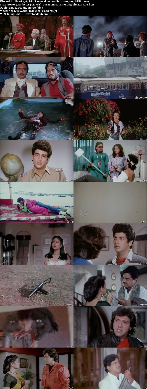 Aakhri Baazi 1989 Hindi 720p HDRip x264