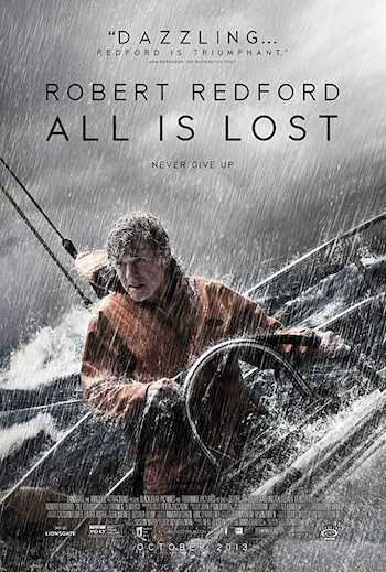 All Is Lost 2013 Dual Audio Hindi Full Movie Download