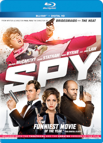 Spy 2015 UNRATED Dual Audio Hindi 720p BluRay 1.1GB