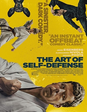 The Art of Self Defense 2019 English 720p BRRip 800MB ESubs