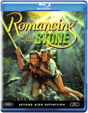 Romancing The Stone 1984 Dual Audio Hindi 720p BluRay 950MB