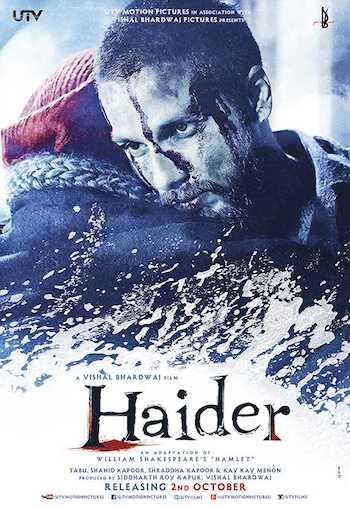 Haider 2014 Hindi Full Movie Download