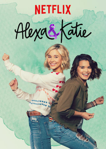 Alexa & Katie S01 Dual Audio Hindi Complete 720p 480p WEB-DL 2.7GB
