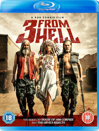 3 From Hell 2019 UNRATED English 720p BRRip 900MB ESubs