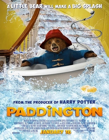 Paddington 2014 Hindi Dual Audio BRRip Full Movie 720p HEVC Download