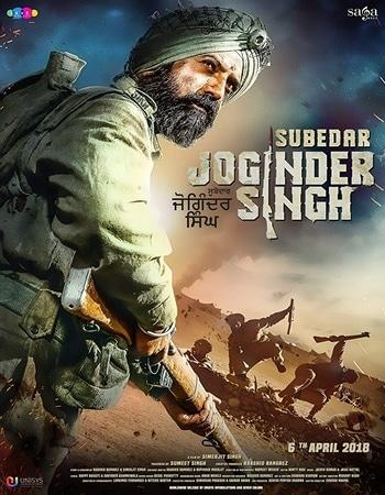 Subedar Joginder Singh 2018 Punjabi 720p HDRip ESubs