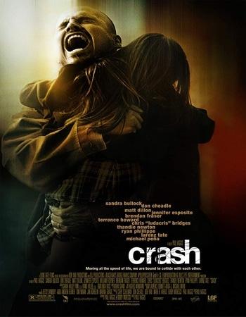 Crash 2004 Hindi Dual Audio BRRip Full Movie 480p Download