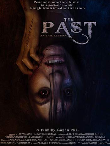 The Past 2018 Hindi 720p WEB-DL 900mb