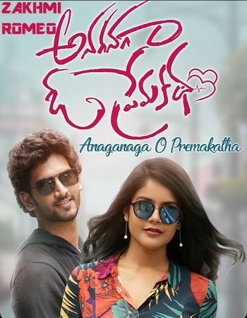 Anaganaga O Premakatha 2018 UNCUT Hindi Dual Audio HDRip Full Movie 720p Free Download