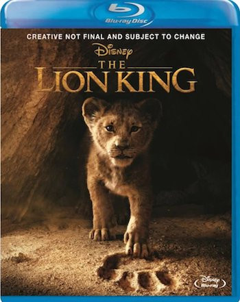 The Lion King 2019 Dual Audio Hindi (CAM Audio) 720p BluRay 999MB