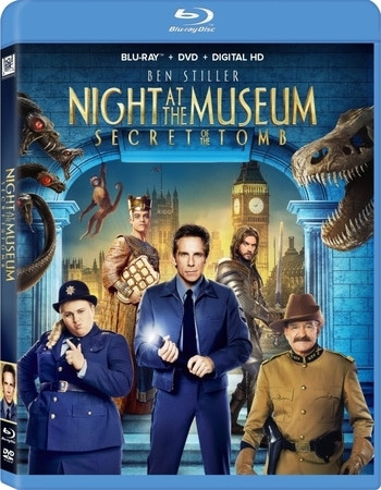 Night at the Museum Secret of the Tomb 2014 Dual Audio Hindi Bluray Movie Download