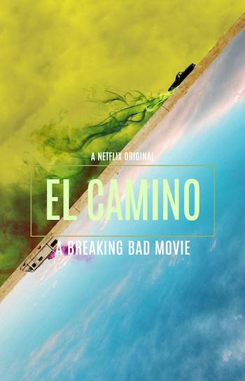 El Camino A Breaking Bad Movie 2019 English 480p WEB-DL 360MB ESubs
