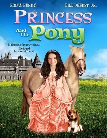 Princess and the Pony 2011 Hindi Dual Audio BRRip Full Movie 720p Download