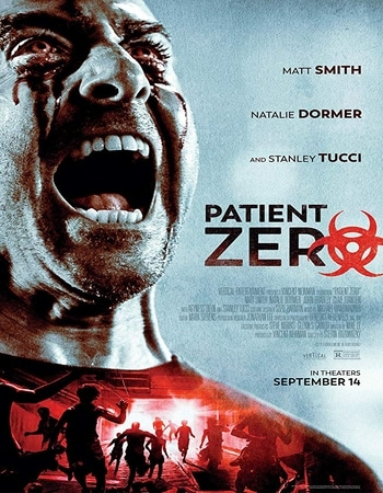 Patient Zero 2018 Hindi Dual Audio BRRip Full Movie 720p Download