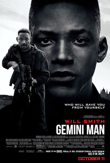 Gemini Man 2019 Dual Audio Hindi (CAM Audio) 480p HDRip 300MB