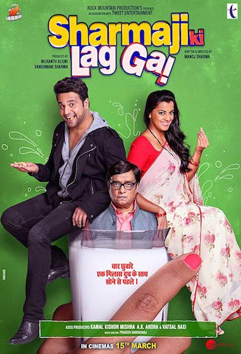 Sharmaji Ki Lag Gai 2019 Hindi 720p WEB-DL 900mb