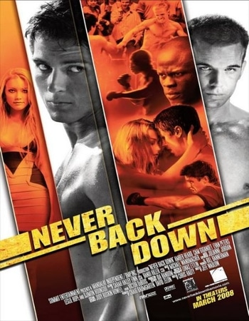 Never Back Down 2008 Hindi Dual Audio 350MB BluRay 480p ESubs