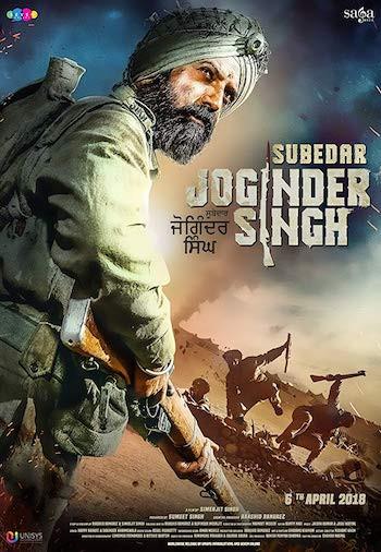 Subedar Joginder Singh 2018 Punjabi 720p WEB-DL 1GB