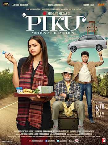 Piku 2015 Hindi Full Movie Download