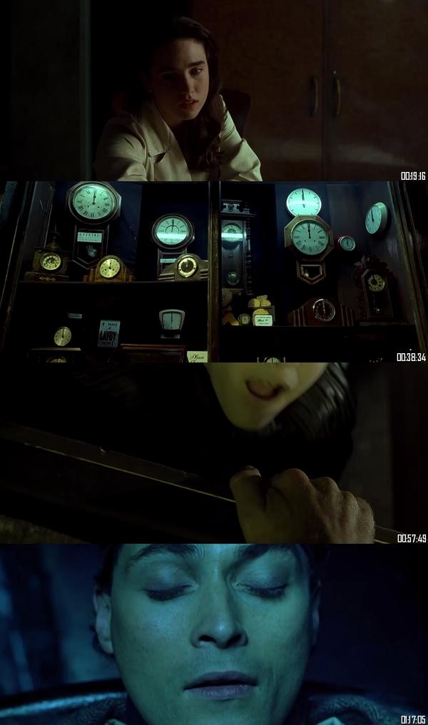 Dark City 1998 BluRay 720p 480p Dual Audio Hindi English Full Movie Download
