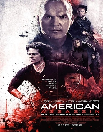 American Assassin 2017 Hindi Dual Audio 600MB BluRay 720p ESubs HEVC