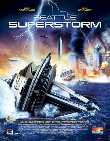 Seattle Superstorm 2012 Hindi Dual Audio 280MB BluRay 480p
