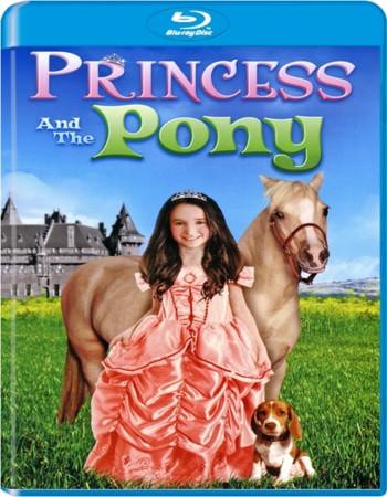 Princess And The Pony 2011 Dual Audio Hindi 720p BluRay 750mb