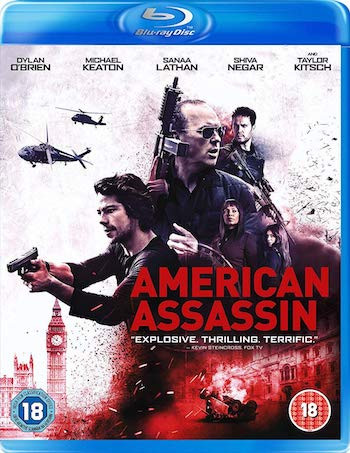 American Assassin 2017 Dual Audio ORG Hindi Bluray Movie Download