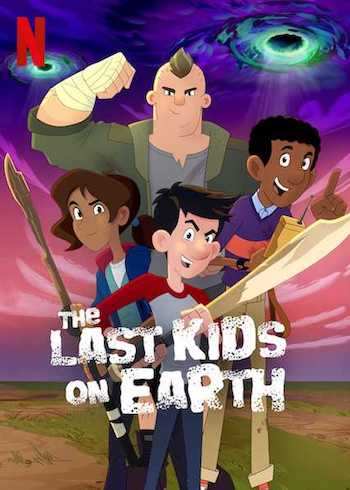 The Last Kids on Earth S01 Complete Hindi Dual Audio 720p Web-DL ESubs