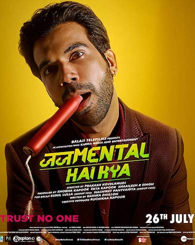 Judgementall Hai Kya 2019 Hindi 480p WEB-DL 350MB