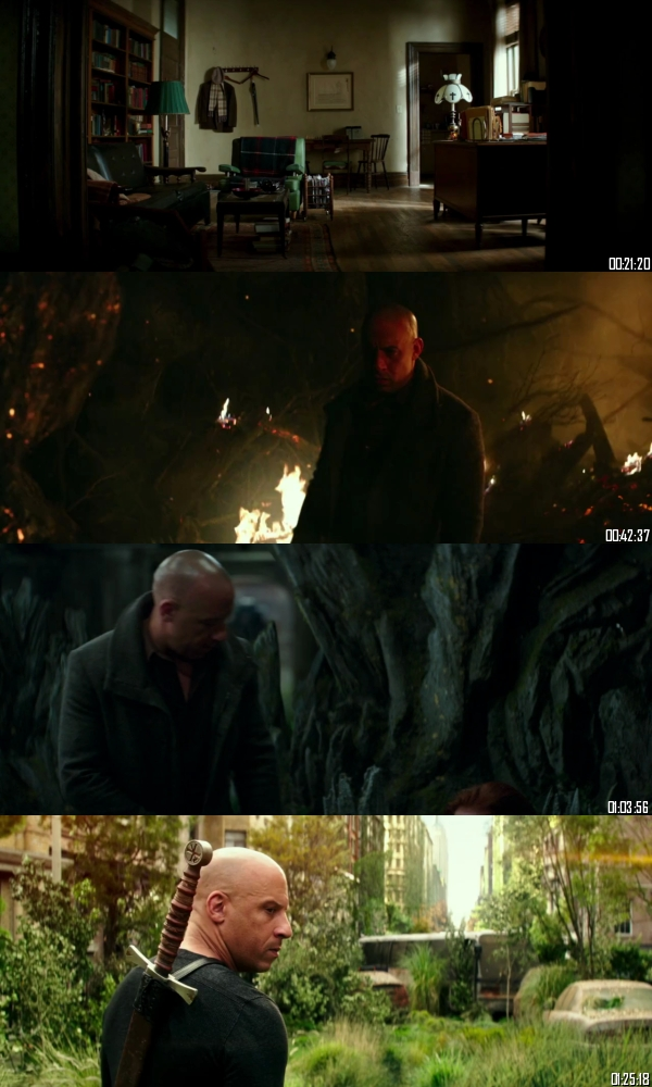 The Last Witch Hunter 2015 BluRay 720p 480p Dual Audio Hindi English Full Movie Download