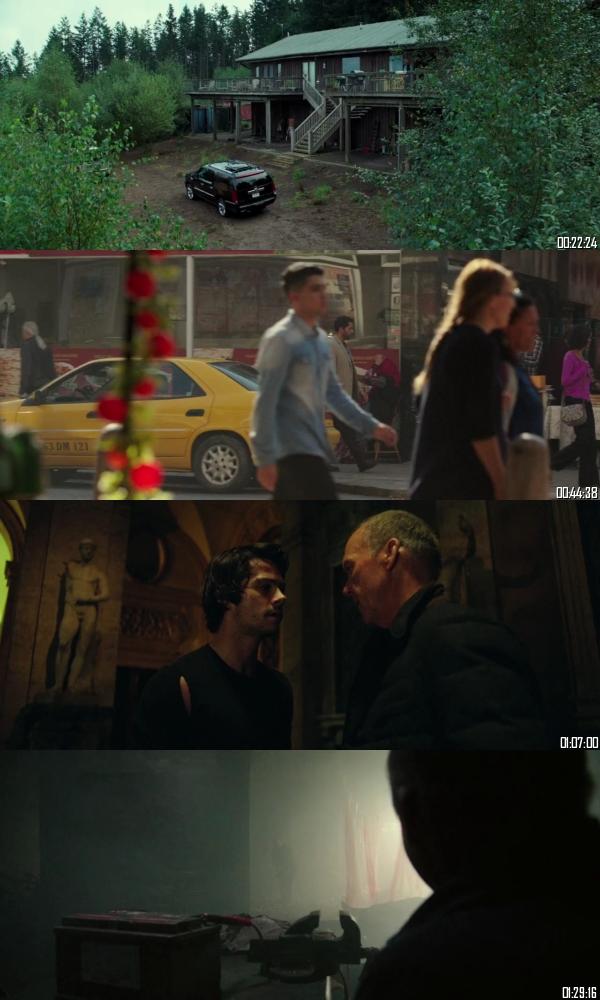 American Assassin 2017 BluRay 720p 480p Dual Audio Hindi English Full Movie Download