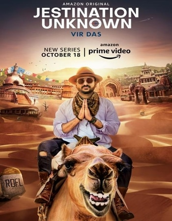 Jestination Unknown 2019 Hindi Season 01 Complete 720p HDRip ESubs