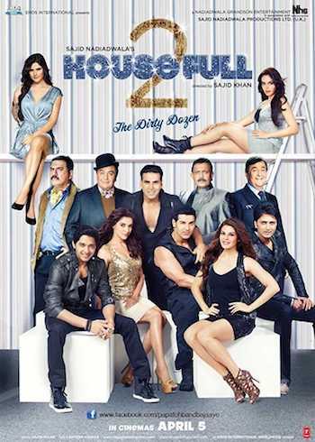 Housefull 2 2012 Hindi Full Movie Download
