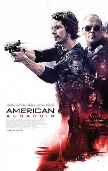 American Assassin 2017 Dual Audio Hindi English BRRip 720p 480p Movie Download