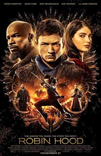 Robin Hood 2018 Dual Audio Hindi English BRRip 720p 480p Movie Download