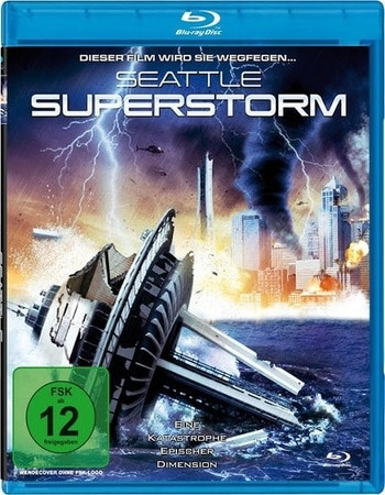 Seattle Superstorm 2012 Dual Audio Hindi 720p BluRay 750mb