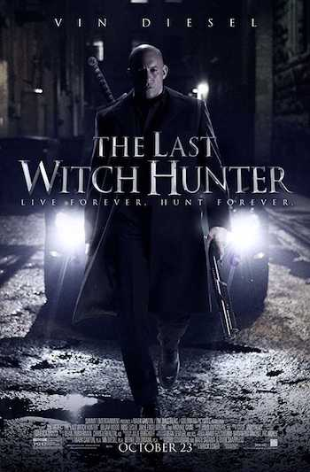 The Last Witch Hunter 2015 Dual Audio Hindi English BRRip 720p 480p Movie Download