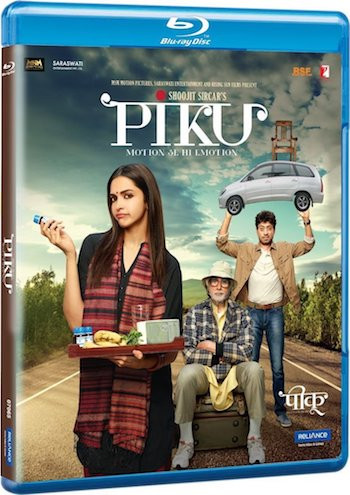 Piku 2015 Hindi 720p BluRay 900mb