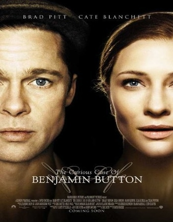 The Curious Case of Benjamin Button 2008 Hindi Dual Audio 450MB BluRay 480p ESubs