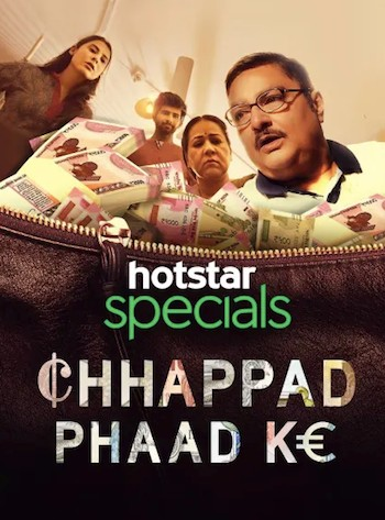 Chhappad Phaad Ke 2019 Hindi 480p WEB-DL 300MB