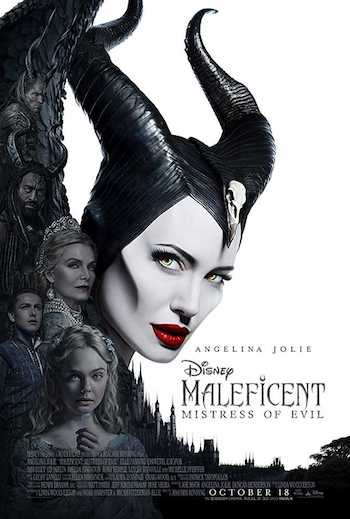 Maleficent Mistress Of Evil 2019 Dual Audio Hindi 720p HDCAM 900MB