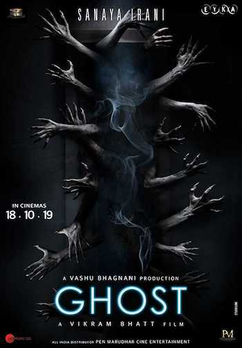 Ghost 2019 Hindi 720p 480p pDVDRip